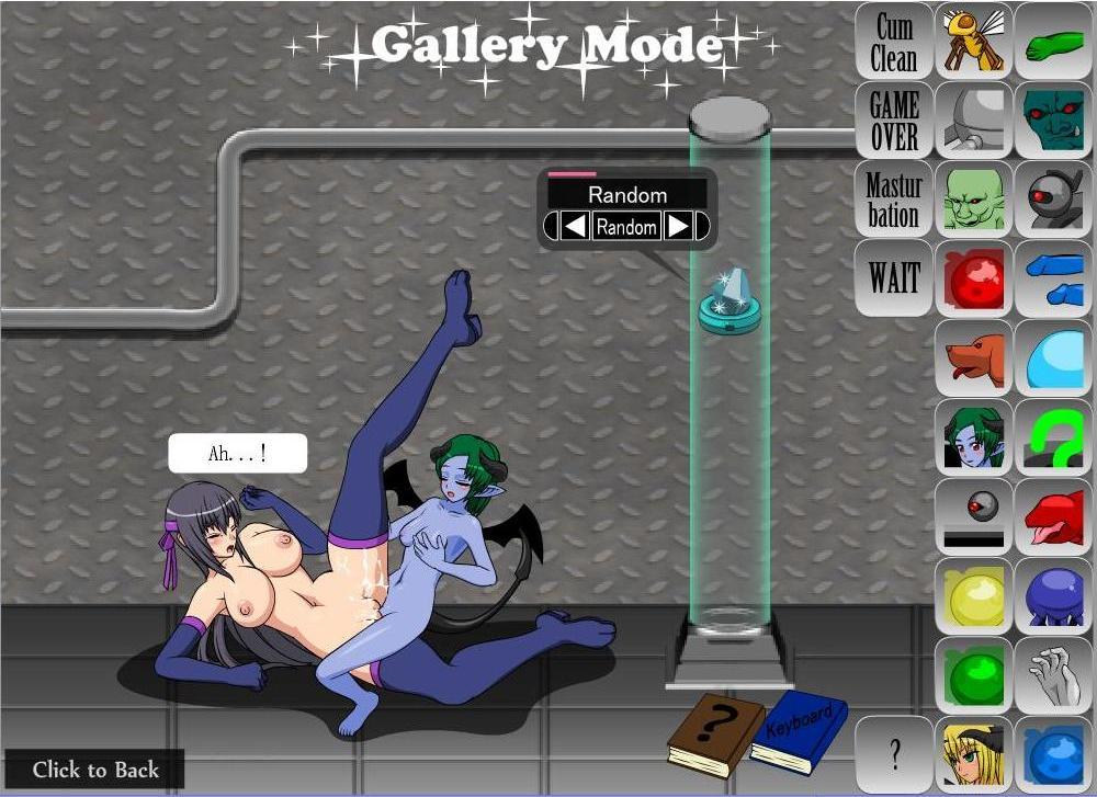 Hentai Girl Masturbating Dildo